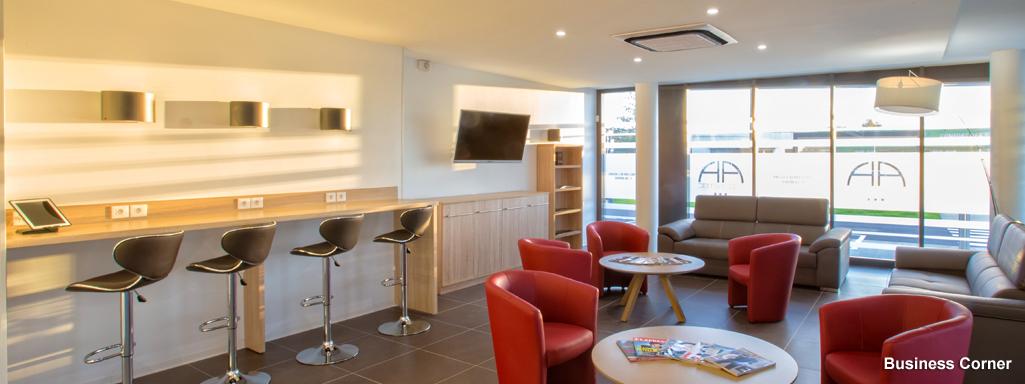All suites appart hotel bordeaux pessac for Appart hotel bordeaux