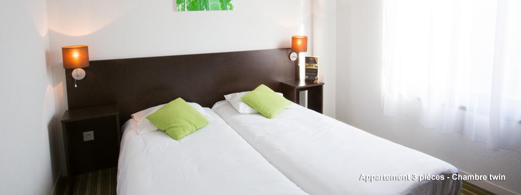Appartement Hotel Pau