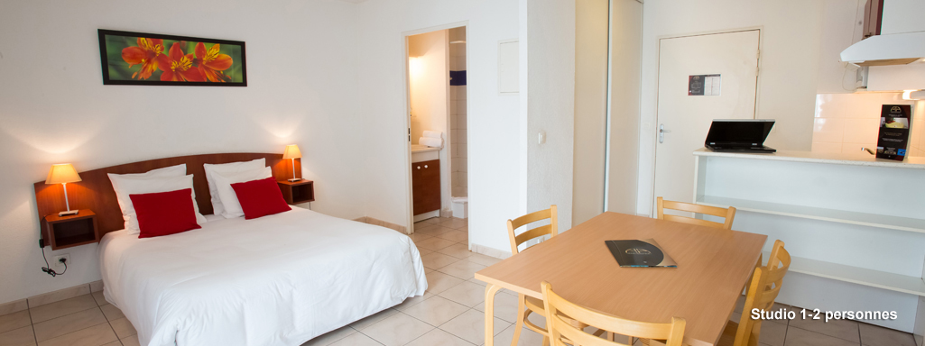 All suites appart hotel bordeaux m rignac for Appartement hotel bordeaux lac