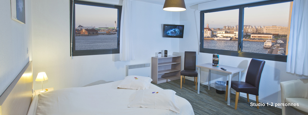 All Suites Appart Hotel Dunkerque ***
