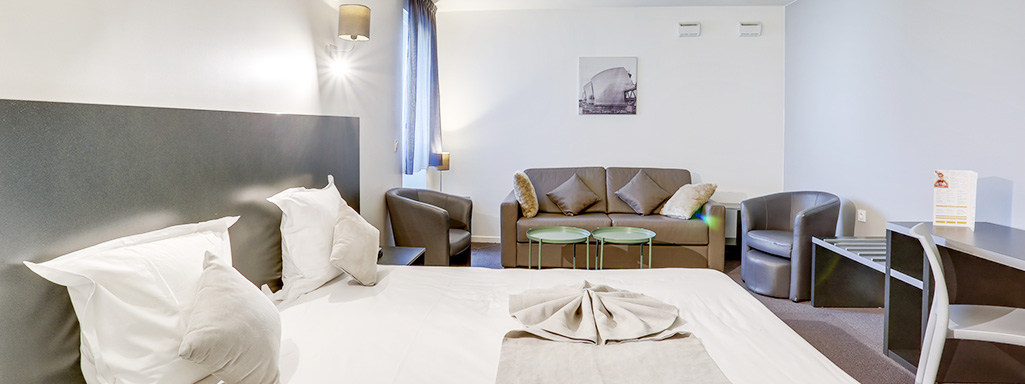 All Suites Appart Hotel Orly-Rungis ***