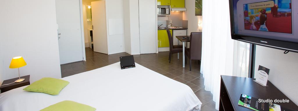 All Suites Appart Hotel Pau