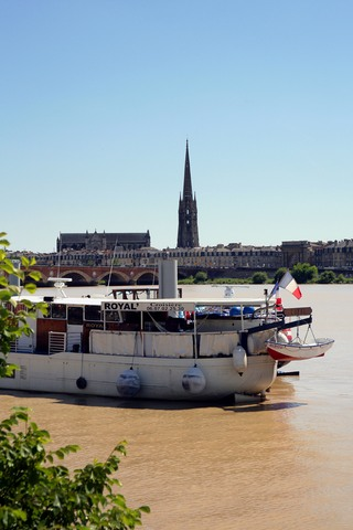 Cruises on the Garonne