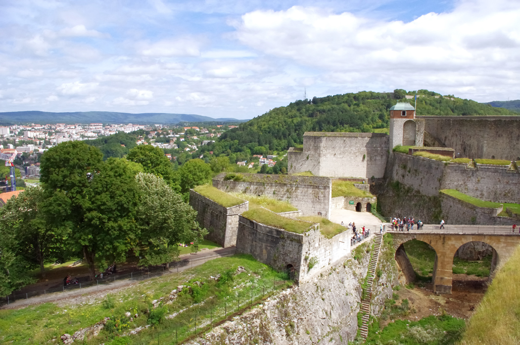 The Vauban Citadelle
